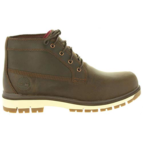 Timberland Bottes pour Homme A1UOW Radford Dark Brown