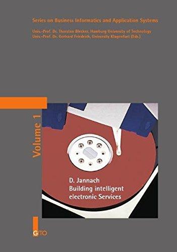 Building intelligent electronic Services (Livre en allemand)