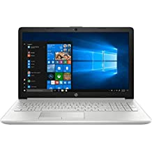 HP 15 DA0388TU 15.6-inch Laptop (7th Gen Core i3-7020U/8GB/1TB HDD/Windows 10/MS Office), Natural Silver