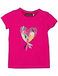 Catimini Baby Girls' TS MC Flamants T-Shirt