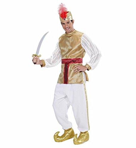 Widmann wid02332-Kostüm für Erwachsene Sultan, mehrfarbig, M (Sultan Kostüm Für Erwachsene)