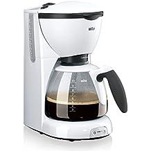Braun 0X13211005 Kf520 Caffè Filtro, Bianco