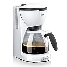 Braun KF520/1-Cup Coffee Maker, 220-240 Volts (Non-USA Compliant) European Cord