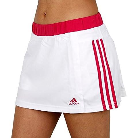 Adidas Performance gonna da Tennis da donna, colore: bianco, bianco