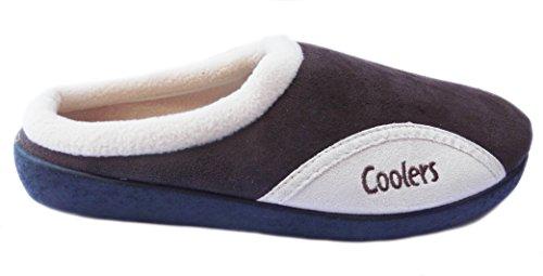 Coolers , Herren Hausschuhe Braun