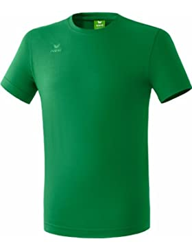 Erima GmbH Teamsport Camiseta, Unisex niños, Smaragd, 116