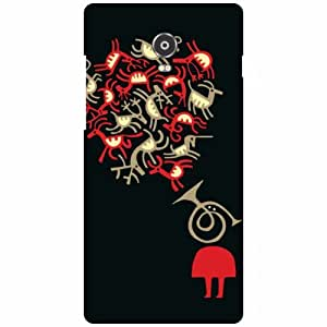 Back Cover for Lenovo Vibe P1