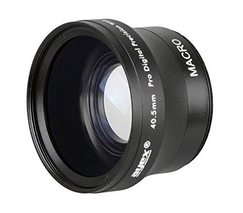 Ayex Weitwinkel-Konverter 0,45x Multi Coated Weitwinkel-Vorsatzlinse für 40,5mm Anschlussgewinde