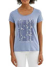 edc by Esprit 037cc1k025, T-Shirt Femme