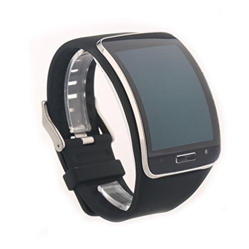 VAN+ Correa de reloj para samsung Galaxy Gear S pulsera R750 SmartWatch Bandas de reemplazo de muñequera(Multi color opcional)