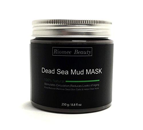 Roimee Beauty 100% naturel traitement facial masque de boue