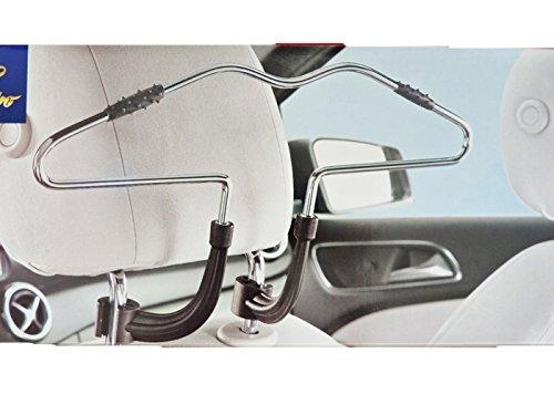 Preisvergleich Produktbild TCM Tchibo Auto Kleiderbügel Kleiderhaken Bügel Universal Passend für alle KFZ