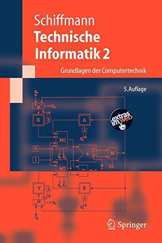 Technische Informatik 2. Grundlagen der Computertechnik