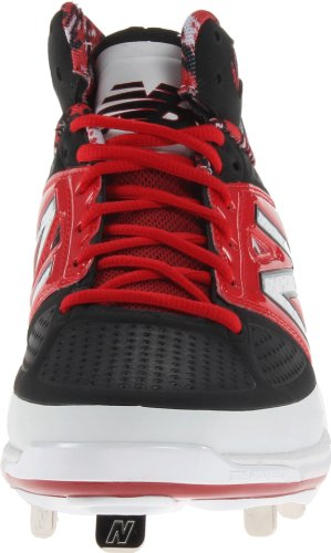 NEW BALANCE pour homme – Mi-bas 4040 V2 Chaussures - Red With Black & White