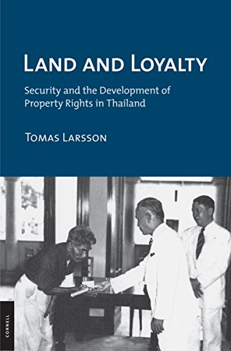 Land and Loyalty (Cornell Studies in Political Economy)