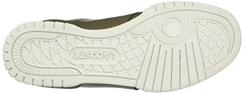 Lacoste Indiana 416 1, Sneaker Basse Uomo Grün (KHK 1X5)