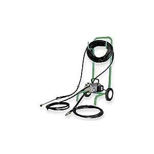 Motopompe DALEP Joints Viton PAN 15/18 Porté 6 Mètres Avec tuyau de 25 mètres - 518025