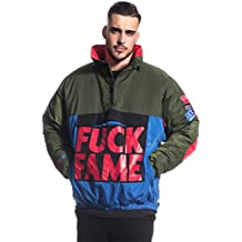 FUCK FAME PULL OVER GRIMEY FW16 GREEN