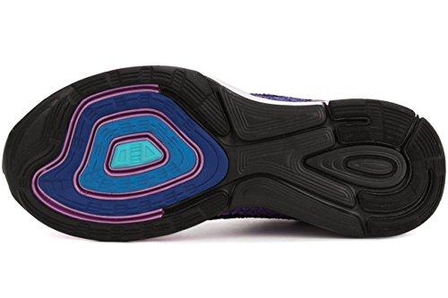 Nike Damen Lunarglide 7 Laufschuhe Morado (Hyper Violet / Blk-Cncrd-Gmm Bl)