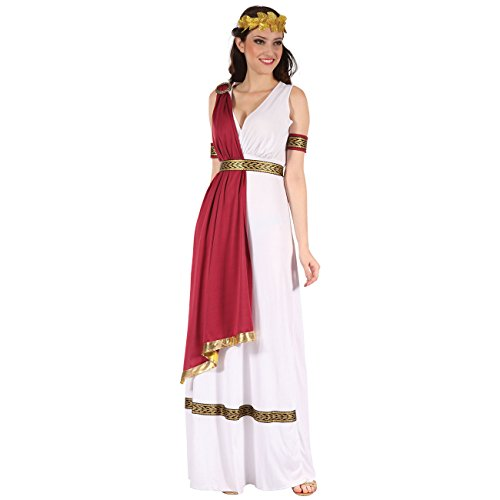Rom Kostüme Antike Das (Edles Kostüm Römerin Gr. 38-42 Antike Römerinkostüm 5)