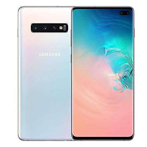 Samsung Galaxy S10+ 128 GB Hybrid-SIM Android Smartphone - White (UK Version)