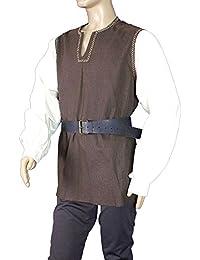 Medievale Amazon Abbigliamento Uomo it Camicia Xl fqqwE4aZx
