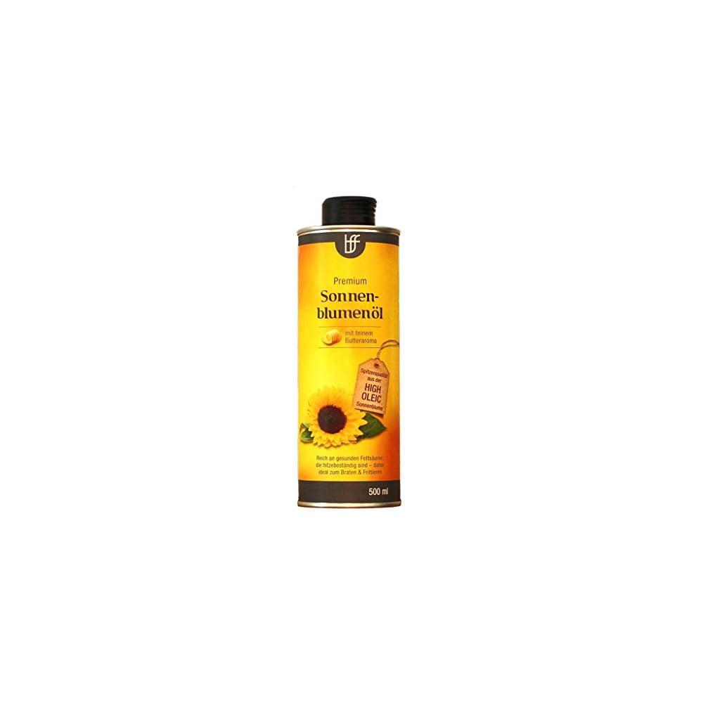 Bff Premium Sonnenblumenl Mit Butteraroma 500ml