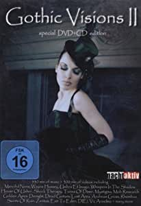 Gothic Visions II (DVD + Audio-CD)