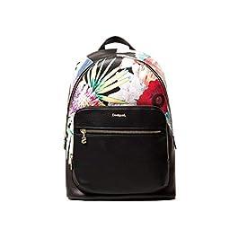 Desigual Backpack Oima Lima Nero Donna