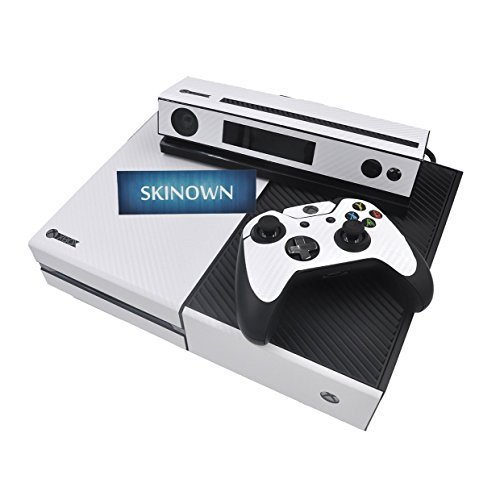 skinowntm-xbox-1-carbon-fiber-white-skin-sticker-vinly-decal-cover-for-xbox-onexb1-console-and-2-con
