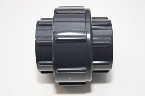 'Raccord PVC – U 63 mm 2 avec 2 x Manchon adhésives
