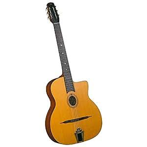 Cigano gJ django ovale - 10 guitare hole