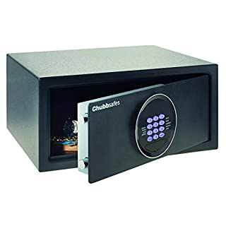 Chubbsafes PCSAirXHOTEXEX1N Air Hotel Security Safe with Electronic Lock 25 L