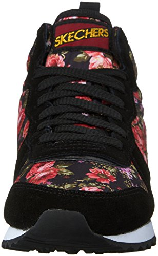 Skechers - Og 85 hollywood Rose, Scarpe da ginnastica Donna Black / Red