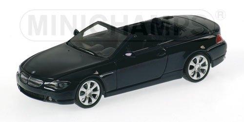 Minichamps?Polizeifahrzeugen?431026030?BMW 6-series Cab. 06blau Metall?1/43 Preisvergleich