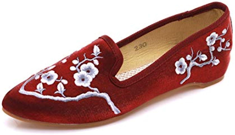 Bordado Zapatos/Alpargatas/ Merceditas/Dama del Viento Chino