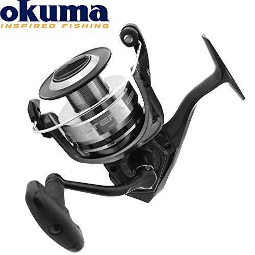 Okuma Altera ATE-65 FD - Meeresrolle zum Spinnangeln & Meeresangeln, Angelrolle zum Pilkangeln, Pilkrolle, Stationärrolle