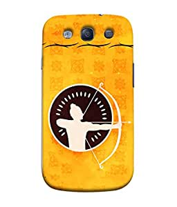 Fuson Designer Back Case Cover for Samsung Galaxy S3 I9300 :: Samsung I9305 Galaxy S Iii :: Samsung Galaxy S Iii Lte (ear rings wedding rings gold platinum)