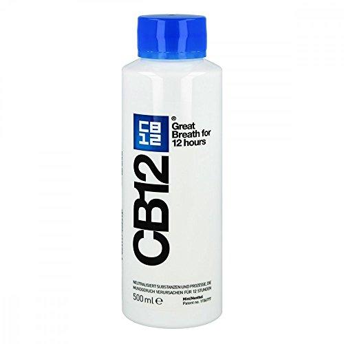 CB12 Mundspülung, 500 ml