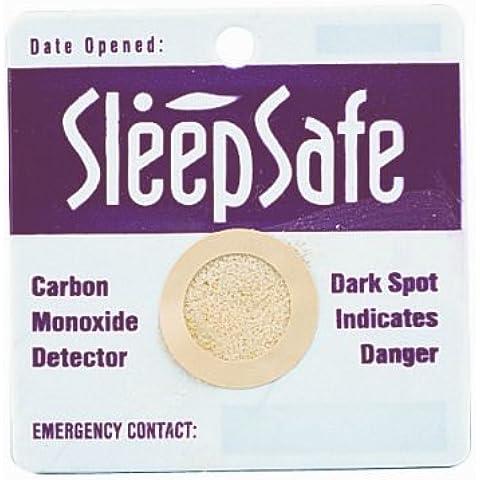 Carbon Monoxide Detector (Twin Pack) SLEEPSAFE