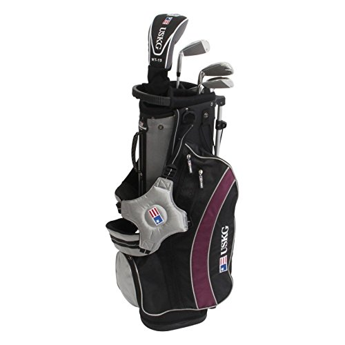 us-kids-golf-starter-set-ultralight-135-141-cm-54-inch-rh-violett-ul500