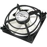 ARCTIC F8 Pro - ventilateurs, refoidisseurs et radiateurs (Processeur, Ventilateur, 8 cm, Noir, Blanc, Plastique, 91 g)