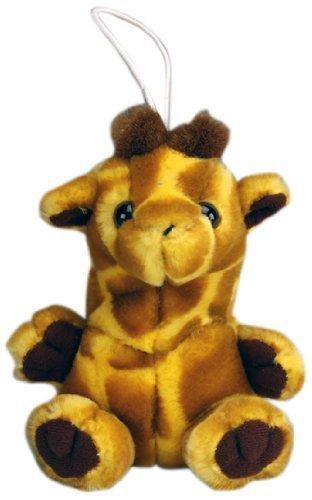b5544d410 mjc inc. Purr-Fection Ginger Cushy Critter Giraffe 5