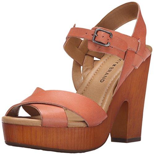 lucky-brand-nova-femmes-us-8-rose-sandales-compenses