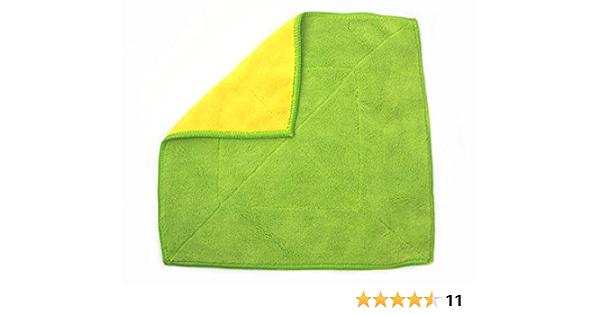 Kochblume Microfasertuch Putztuch 30 X 30 Cm 20101 Lime Gelb 30x30 Küche Haushalt