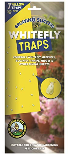 Growing Success Green House White Fly Traps (7-Piece)
