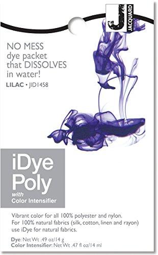 Jacquard iDye Fabric Dye 14 Grammes-lilac en jacquard