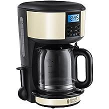 Russell Hobbs Legacy Coffee Maker 20683, 1.25 L - Cream