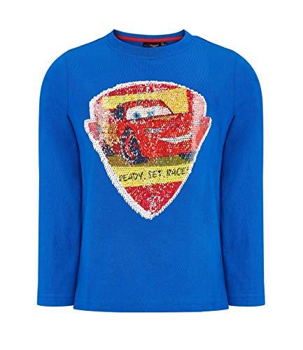Disney Cars Camiseta Mangas largas para Chicos