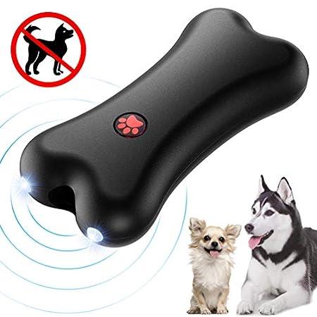 Petacc Anti-Bell-Gerät für Hunde, Ultraschall Anti-Bell-Mittel für Hunde Bellkontrolle 100% Sicher, Handheld…